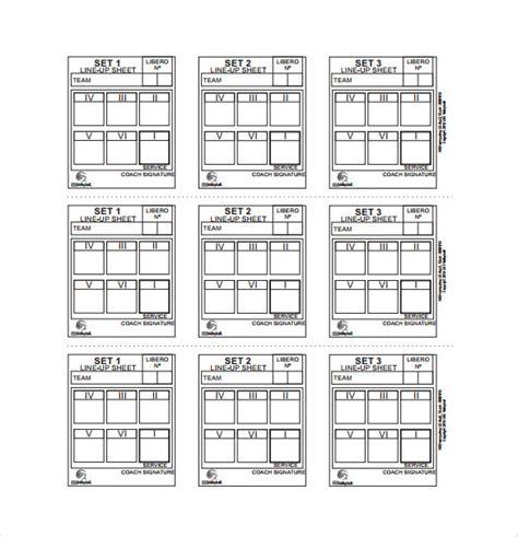 line sheet template free 10 line sheet templates free sle exle format free premium templates