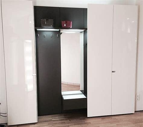 garderoben collect garderobenschrank interluebke moebel von