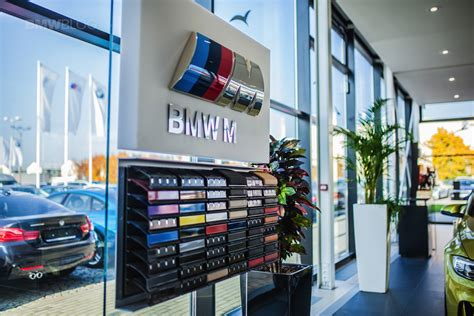 Showroom In Brno by The European Bmw M Showroom Is Opened In Brno