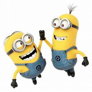 Minions' High Five! | Minions | Pinterest | High five ...