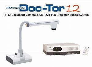 elmo tt 12 document camera and crp 221 lcd projector by With document projector for teachers