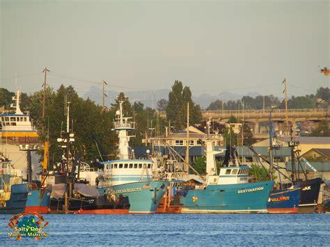 The Destination Crab Boat Captain by F V Destination Seattle Missing Boat Alaska Bering Sea