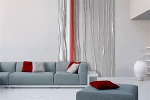 le club deco39 zeuses d39art idees deco avec du rouge pour With deco gris et rouge salon