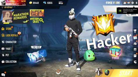 Free fire is the ultimate survival shooter game available on mobile. Free Fire Live   Hacker Gameplay - Garena Free Fire - YouTube