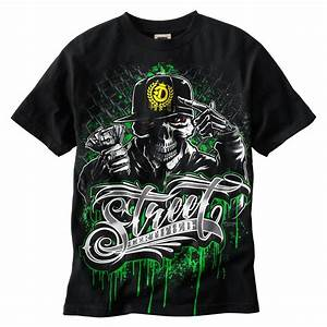 West Coast Style Designs Mens Dyse One Skull Certified Tee T Shirt Tshirt Graphics