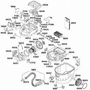 Porter Cable 7812 Parts Diagram