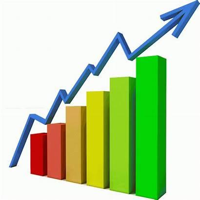 Graph Increase Sales Clipart Economy Economic Improve