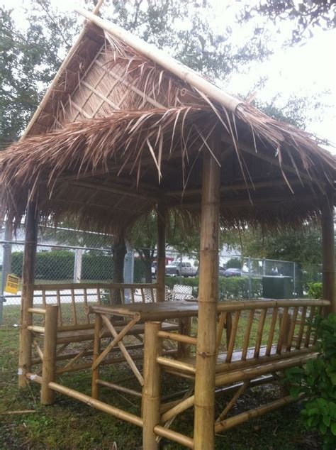 tropical tiki huts 24 best images about bamboo huts on pool