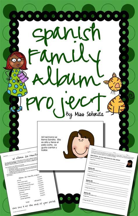 Spanish Family Album Project