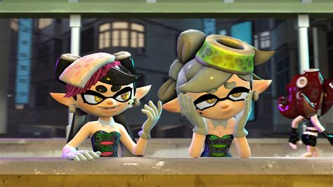 Splatoon 2 Squid Sisters Story Deepens In Chapter 2