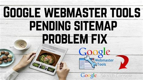 Google Webmaster Tools Search Console Xml