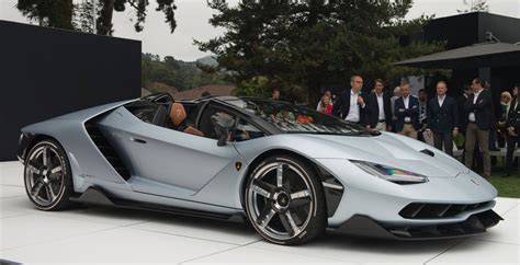 lamborghini centenario lp   roadster coupe cars