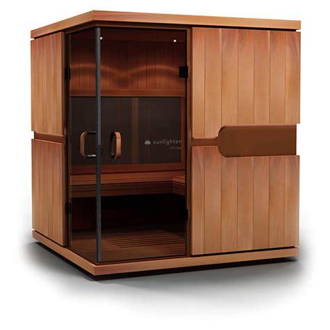 mpulse discover infrared sauna sunlighten