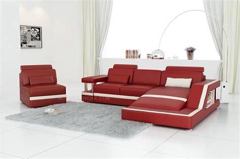 canapé et fauteuil canapé d 39 angle en cuir italien design et pas cher modèle