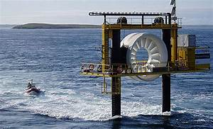 World U0026 39 S Largest Tidal Energy Farm To Open In France In 2012