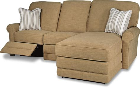 lazy boy chaise sofa two piece reclining sectional sofa with raf reclining