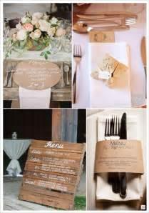 mariage rustique decoration mariage rustique