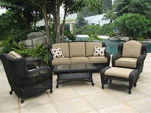 Pvc wicker outdoor furniture, fleur de lis outdoor ...