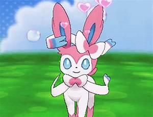 gif pokemon video game Sylveon pkmndelphox •