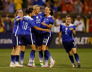 U.S. Women's Soccer: How Big Is Wage Gap Between Sexes ...