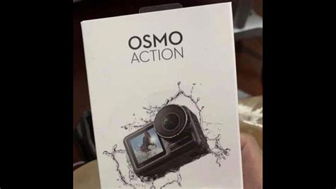 dji osmo action camera release   el producente