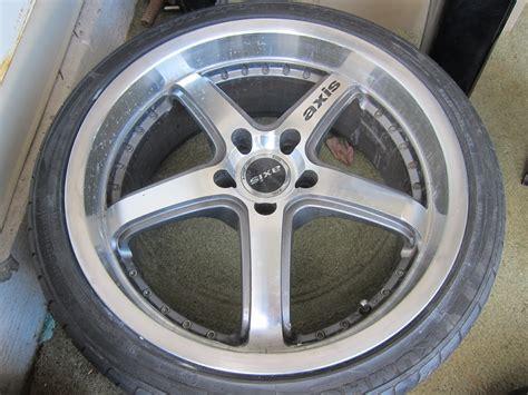 fs   axis shine wheels  offset rims