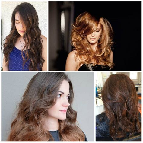And Brown Hair Ideas by Brown Hair Color Ideas For 2017 Best Hair Color Ideas