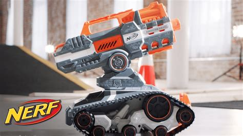 nerf terrascout official tv spot youtube