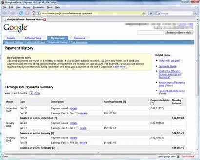 Adsense Google Income Report Reading Beginner Earnings