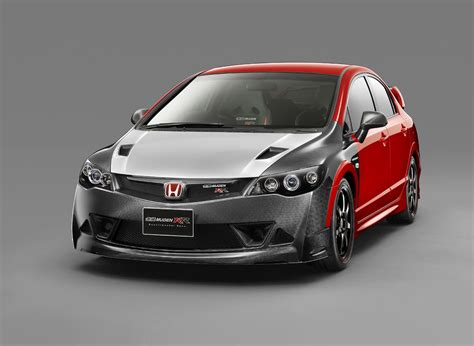 Honda Car :  Honda Civic Sports Car