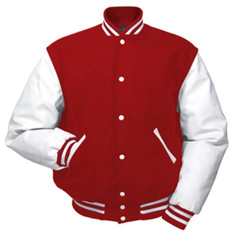 Still Looking For My Red/White Baseball Jacket   Michael 84