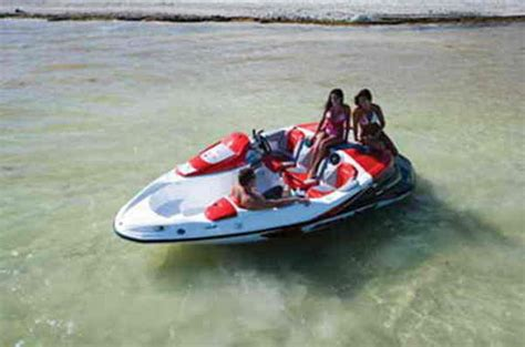 Sea Doo Boat Weight by 2007 Sea Doo 150 Speedster Boat Review Top Speed