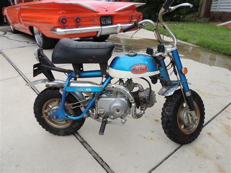 Mini Monkey: 1970 Honda Z50a K2 Mini-trail
