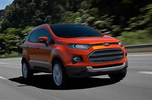 Car Eco : ford ecosport coming to the u s digital trends ~ Gottalentnigeria.com Avis de Voitures
