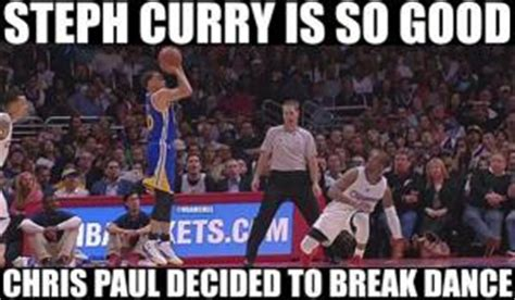 Chris Paul Memes - stephen curry jokes kappit
