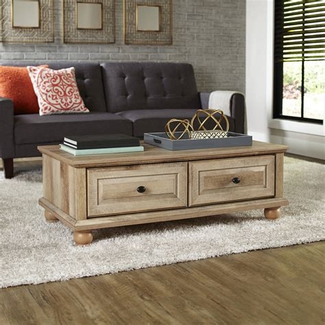 better homes and gardens crossmill coffee table