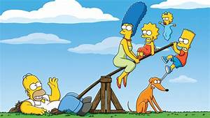 The Simpsons Cartoon