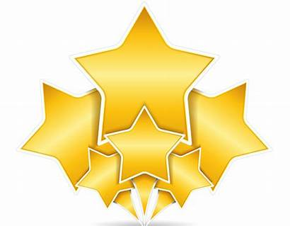 Star Gold Clipart Clip Clipartix