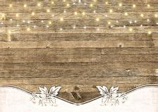 garlands for wedding rustic string lights background stock photos images