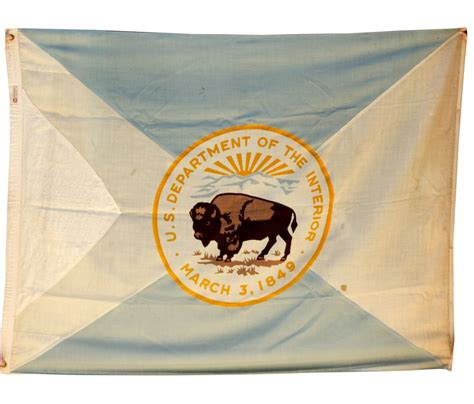 united states department of the interior bureau of indian affairs united states department of the interior flag c1948