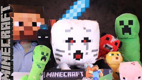 Minecraft Ghast Plush Opening! It's Huge
