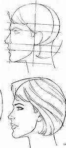 The Modern Female Head - Drawing Comics