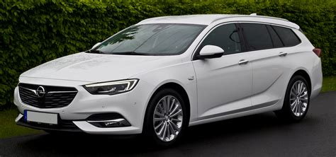 Opel Insignia Sports Tourer by File Opel Insignia Sports Tourer 1 5 Dit Innovation B