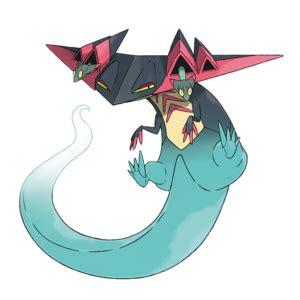 ポケモン 剣 盾 ウオノラゴン