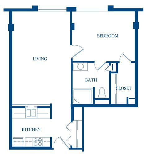 small 1 house plans apartments presbyterian manor