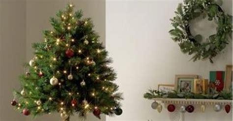 argos selling  christmas trees  people