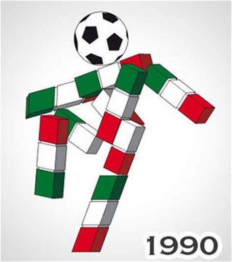 Mascotas de todos los Mundiales de Futbol desde 1930