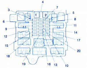 Lexus Rx350 2009 Fuse Box  Block Circuit Breaker Diagram  U00bb Carfusebox