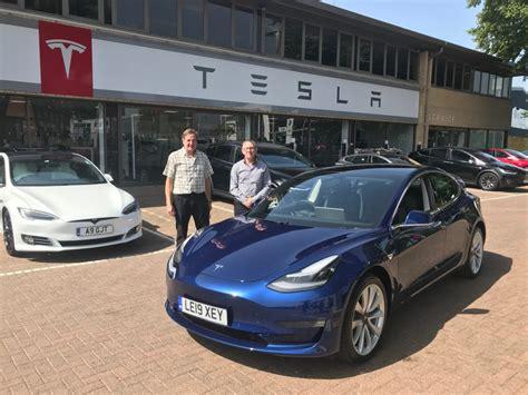 Download Tesla 3 Business Lease PNG