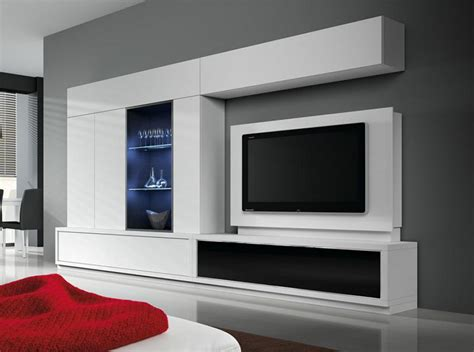 modern tv cabinets for living room baixmoduls modern living room wall storage system storage